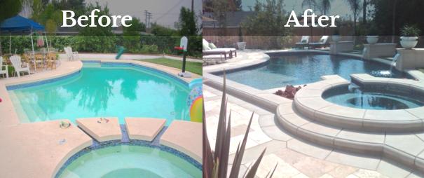 Inground Malibu Swimming Pool Remodeling Guide