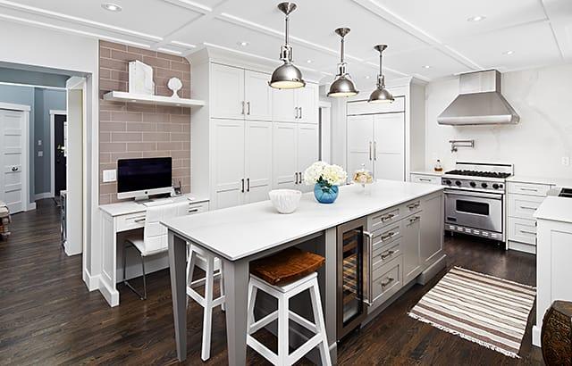 kitchen renovation service in Calgary - Morrison homes